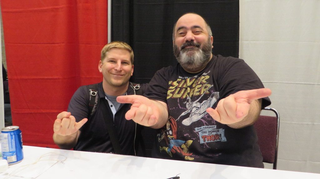dan-slott-and-fan-at-fan-expo-20141-1024x575