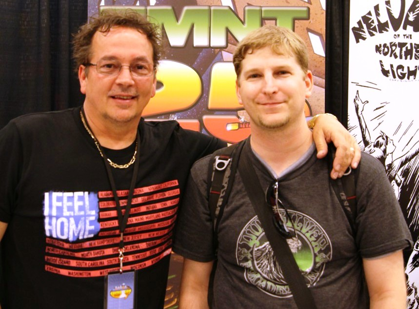 kevin eastman & andrew rochon