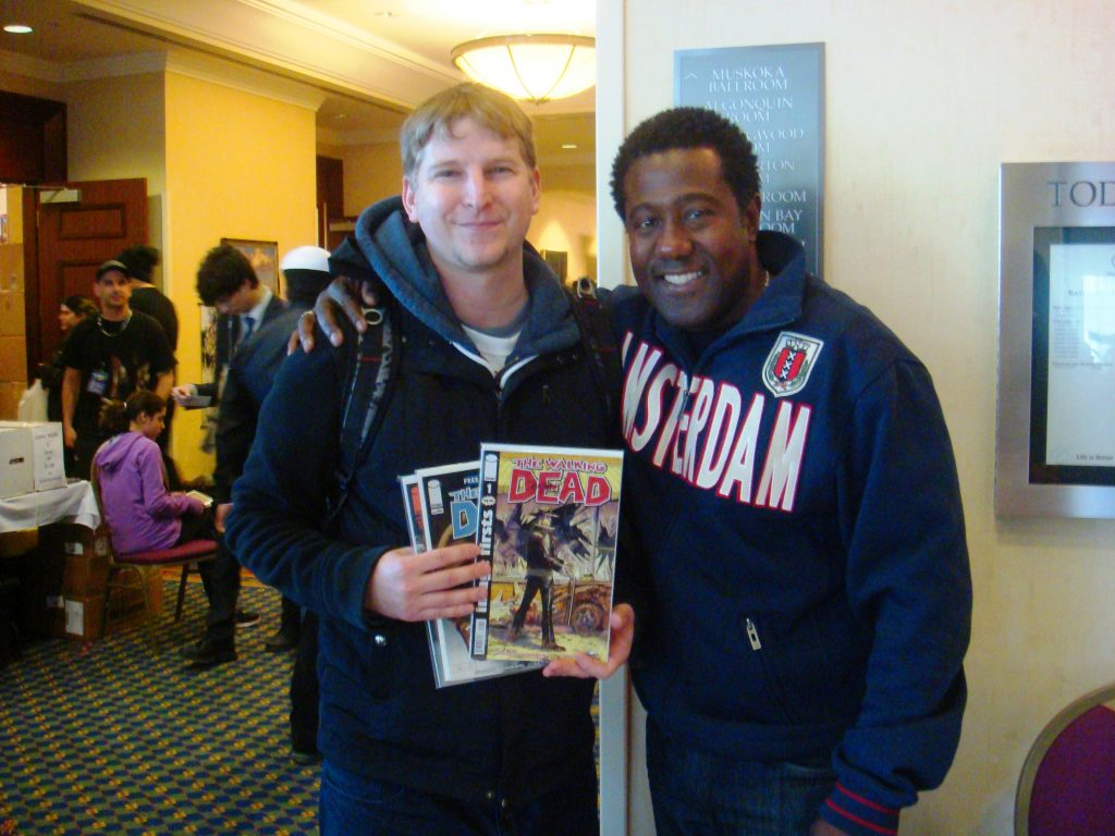 e. roger mitchell greater toronto area comic con