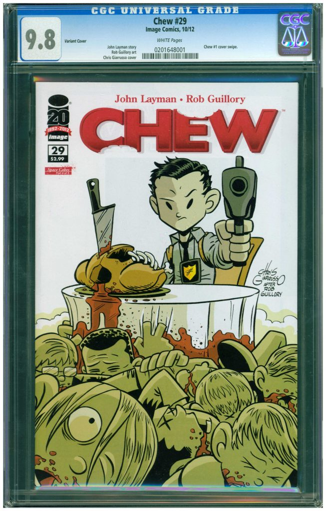 rob guillory cgc