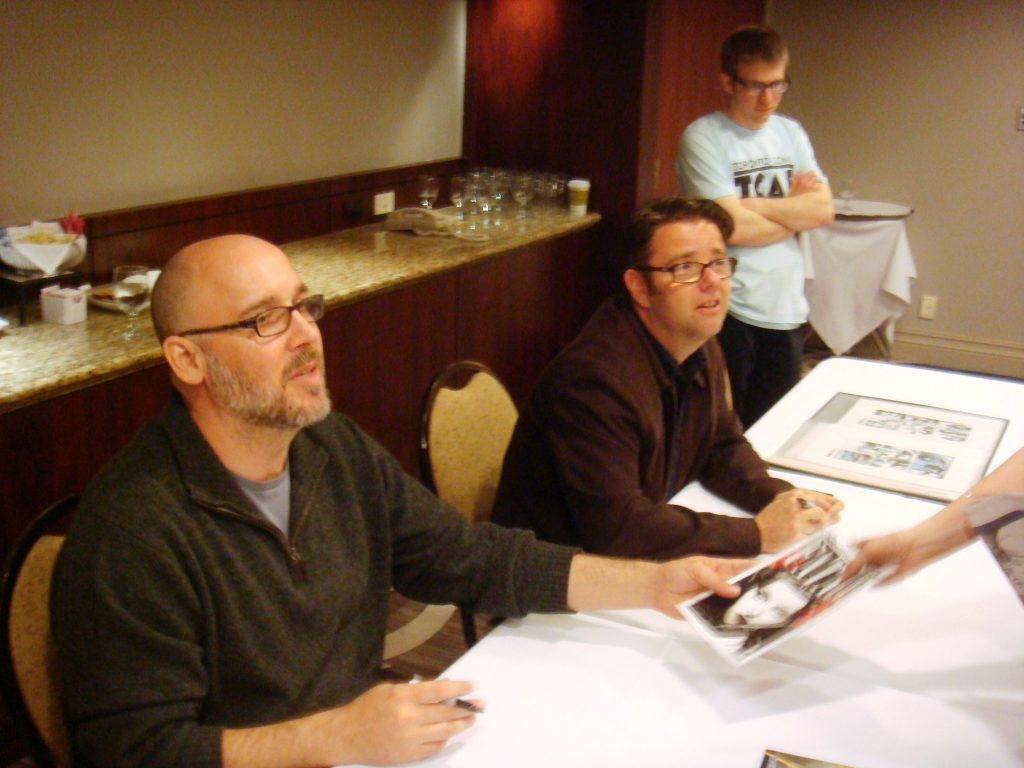 brubaker and phillips signing