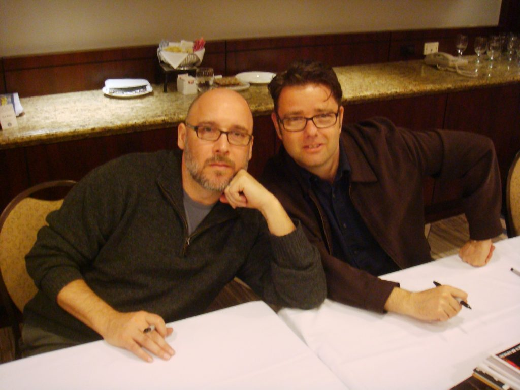 ed brubaker and sean phillips pic