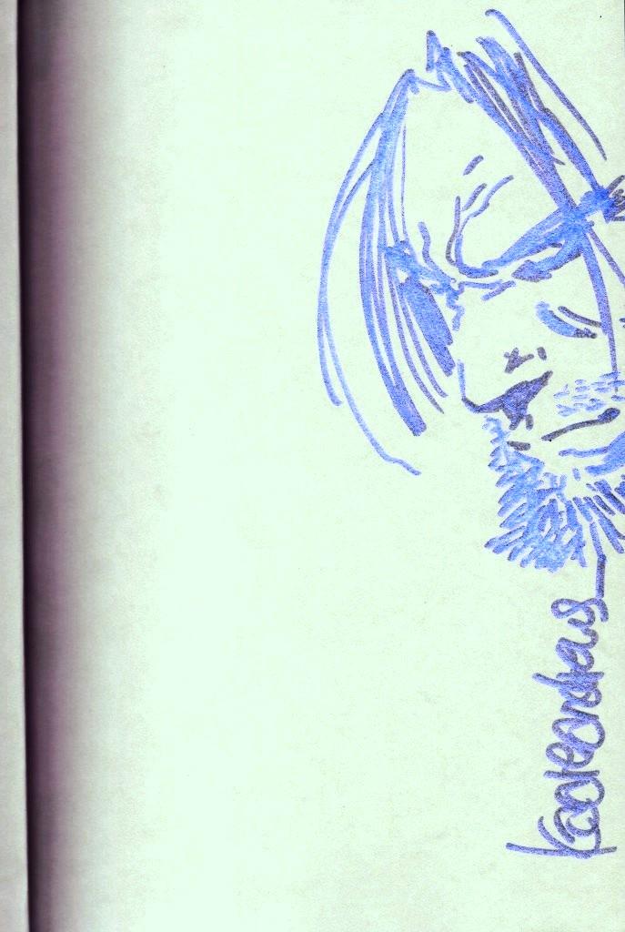 kaare andrews sketch