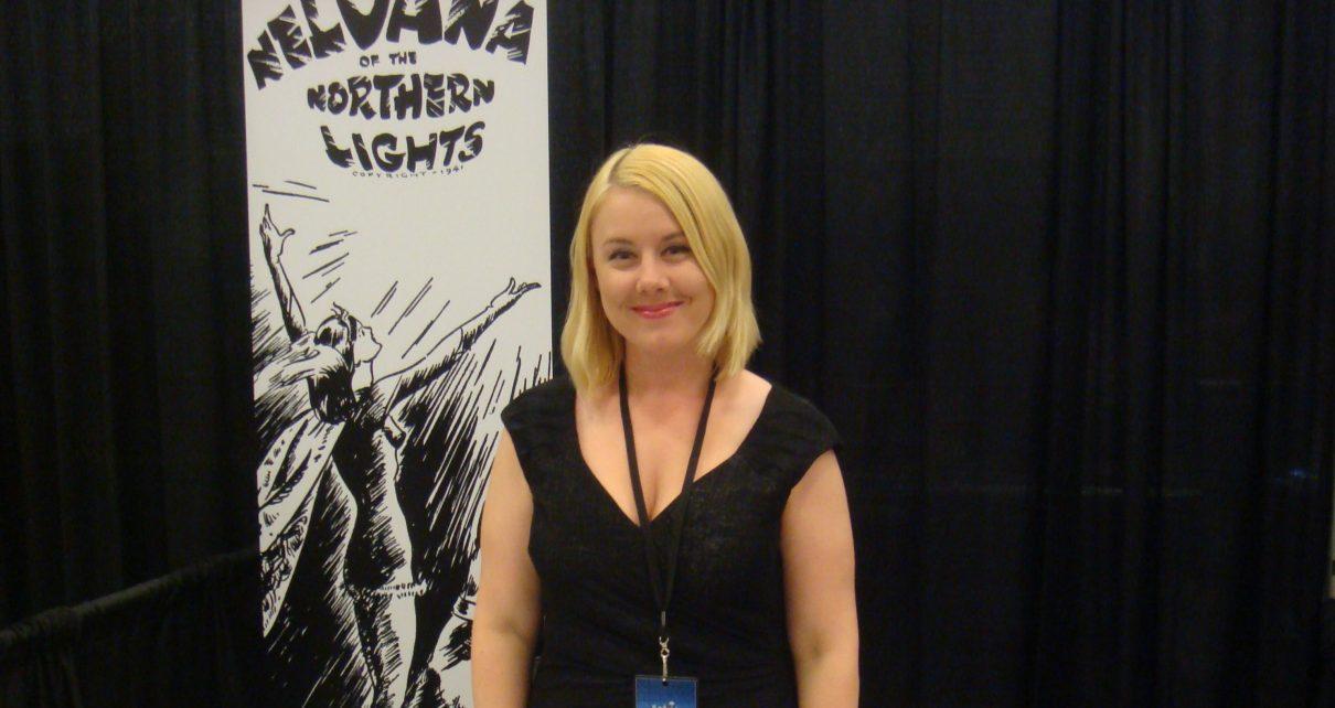 Hope Nicholson at Niagara Falls Comic Con – CGC Comics Blog