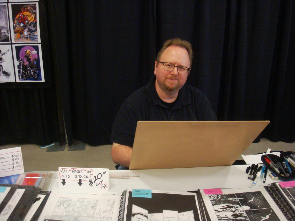 leonard kirk niagara falls comic con 2014