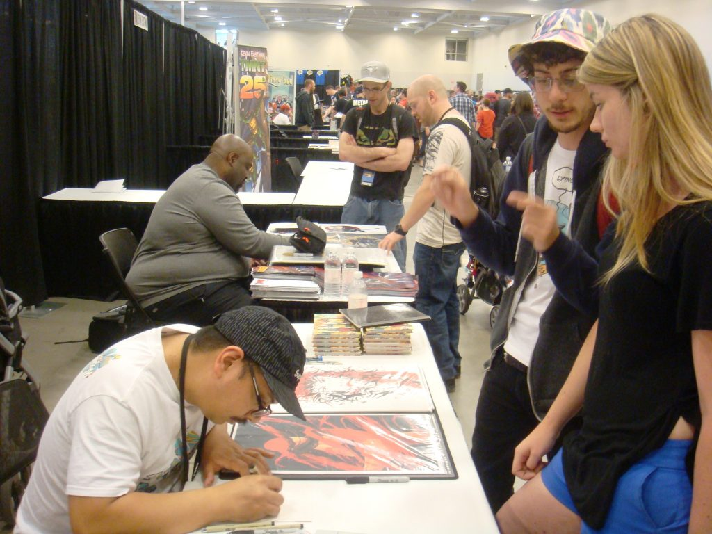 mike del mundo and ken lashley comics
