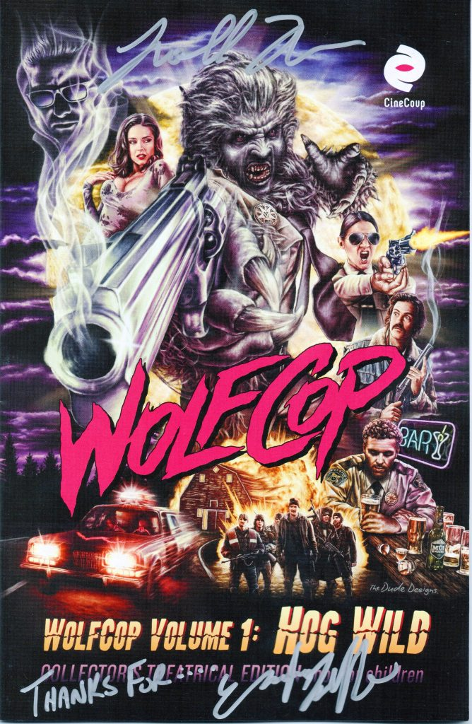 wolfcop comic signature 1