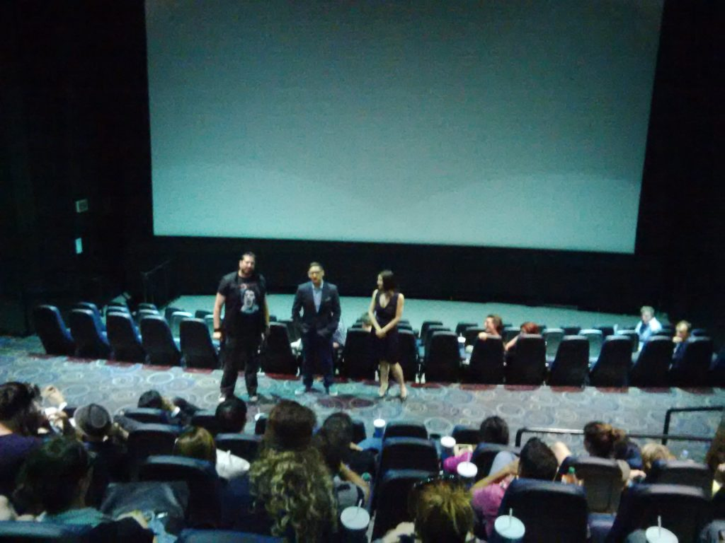 wolfcop theatre premiere scotiabank theatre