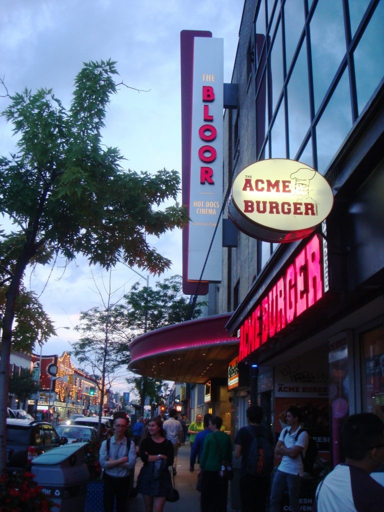 bloor cinema brian lee o'malley