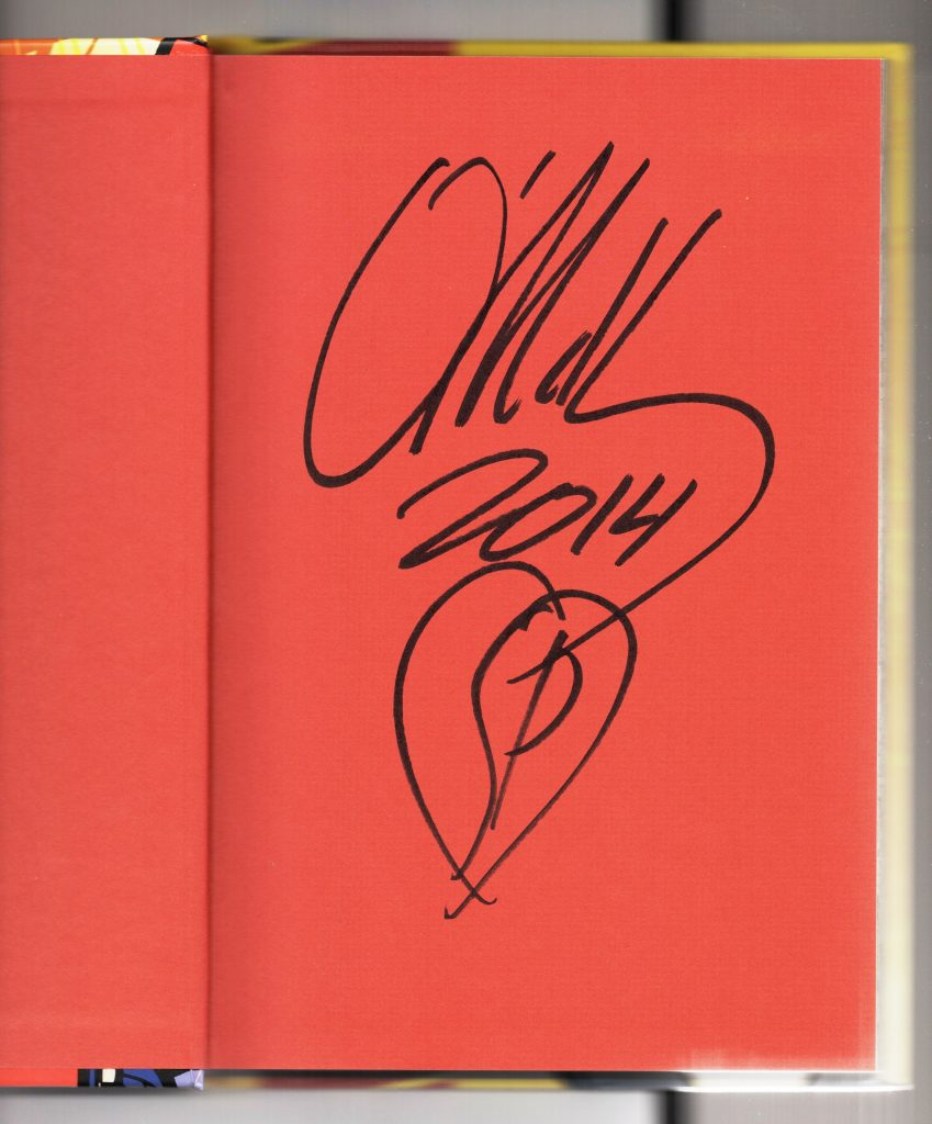 bryan lee o malley signature