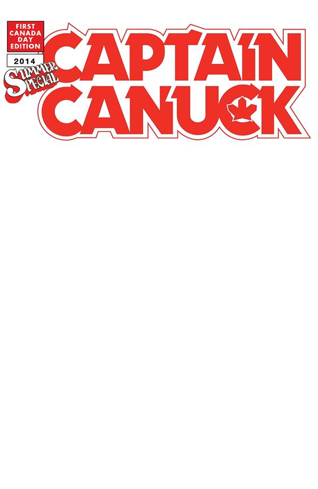 captain canuck variant sketch