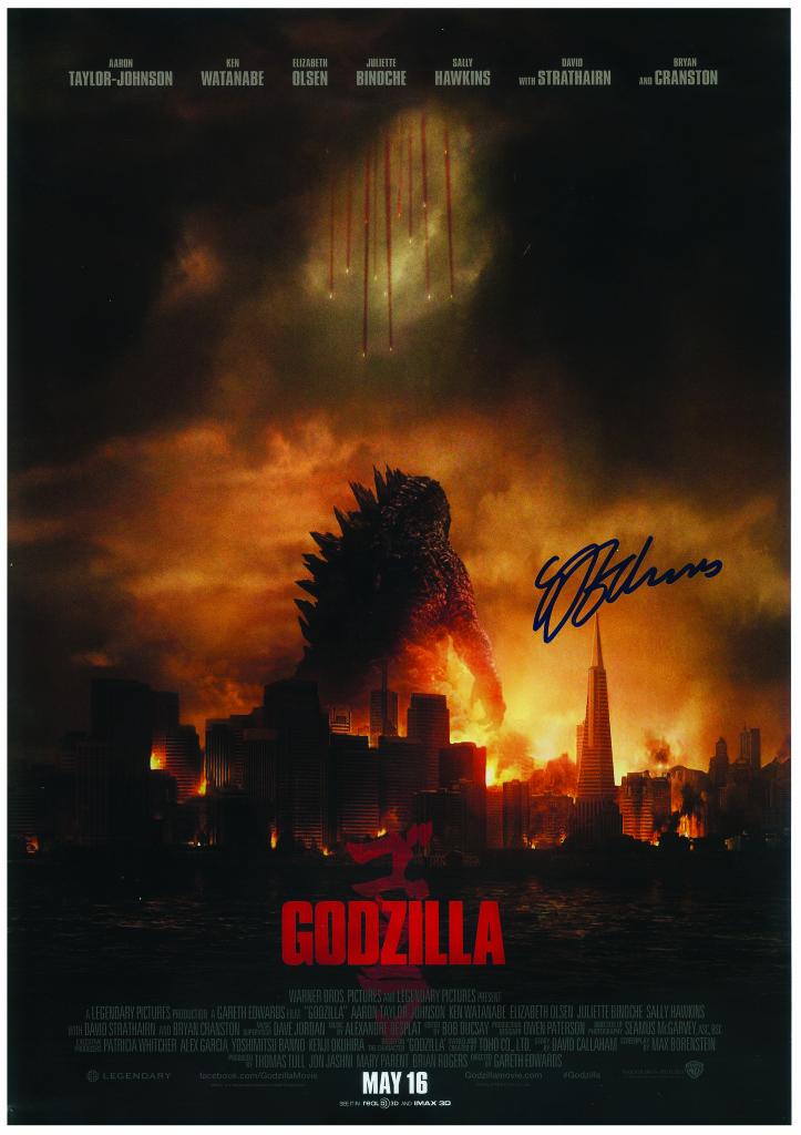 godzilla signature