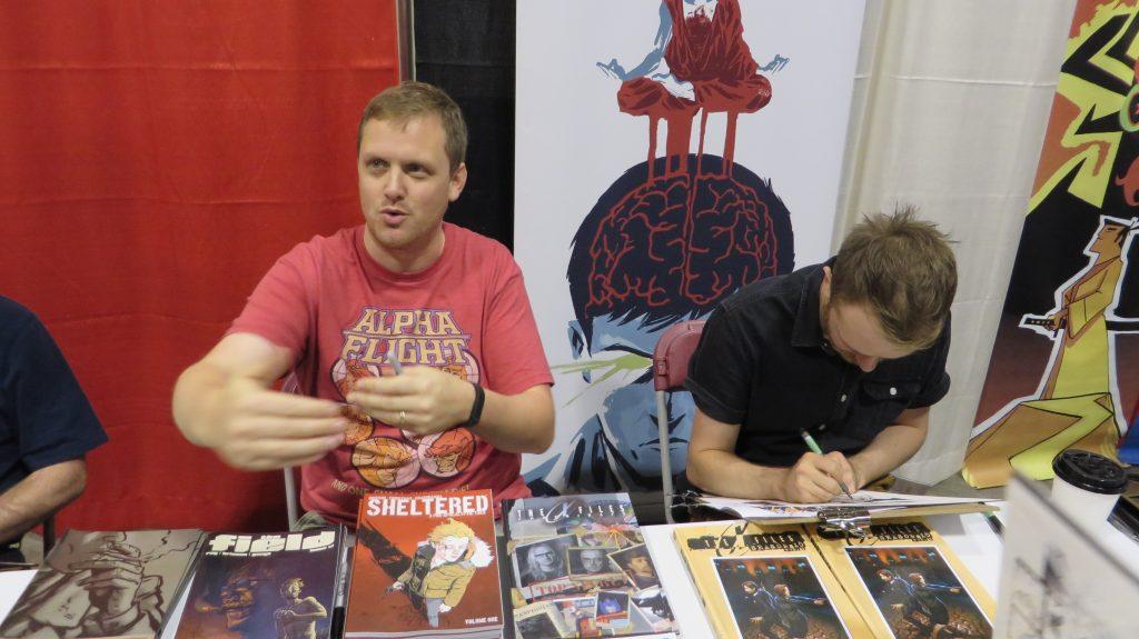 ed brisson autograph