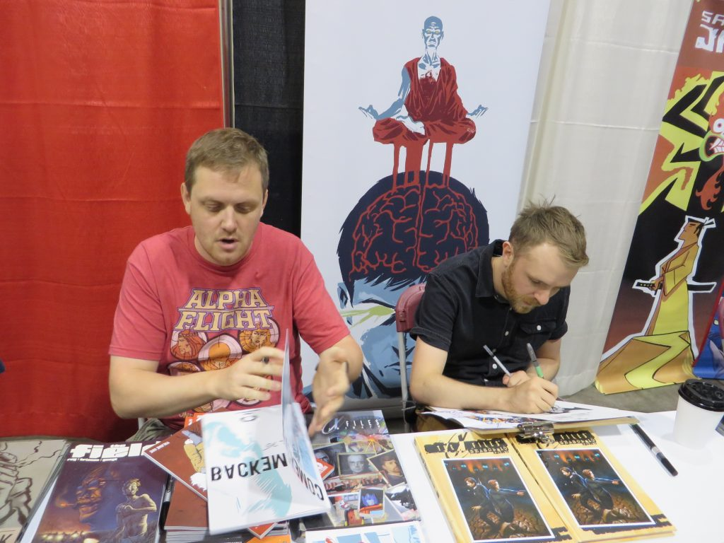 ed brisson fan expo