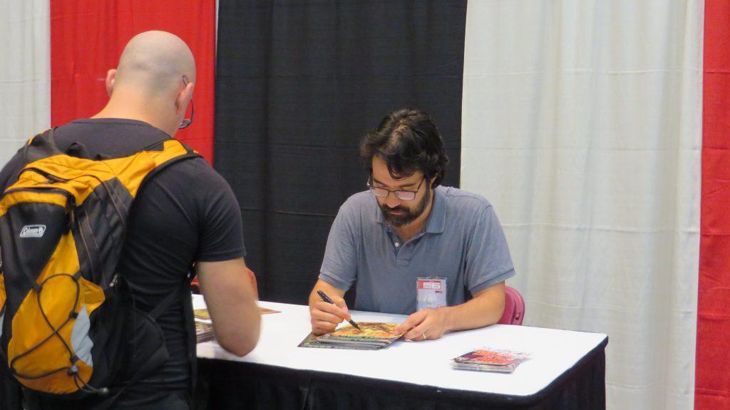 greg pak autograph