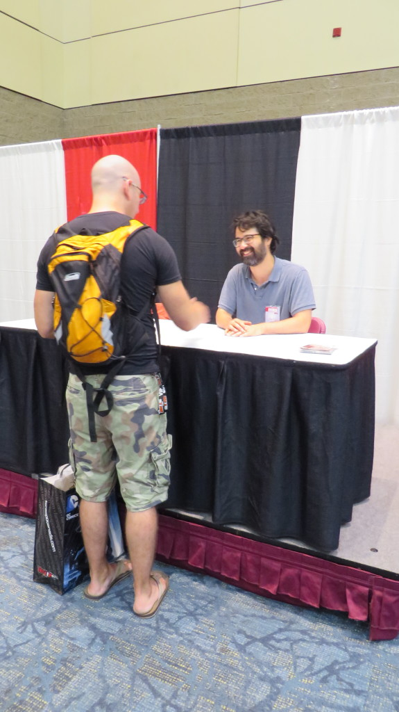 greg pak signature fan expo