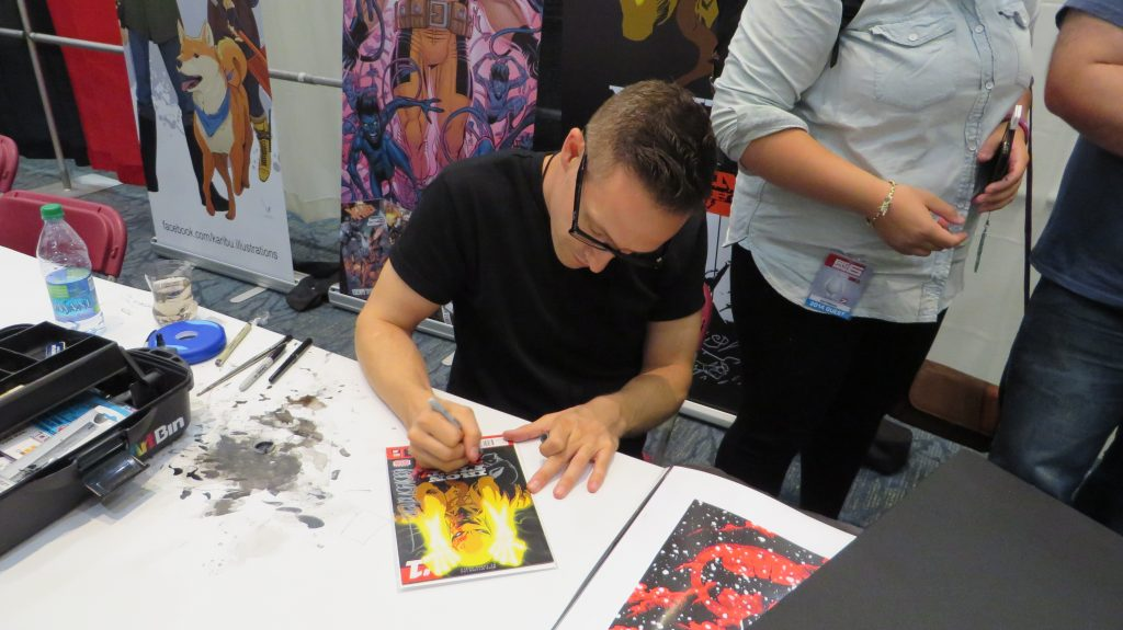 kaare andrews fan expo signature (2)