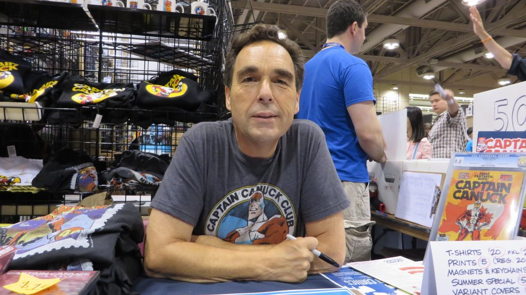 richard comely fan expo 2014