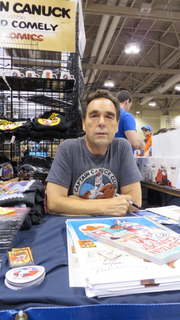 richard comely fan expo