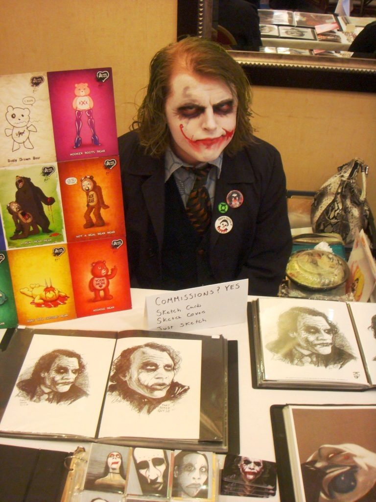 that joker guy cgc comics