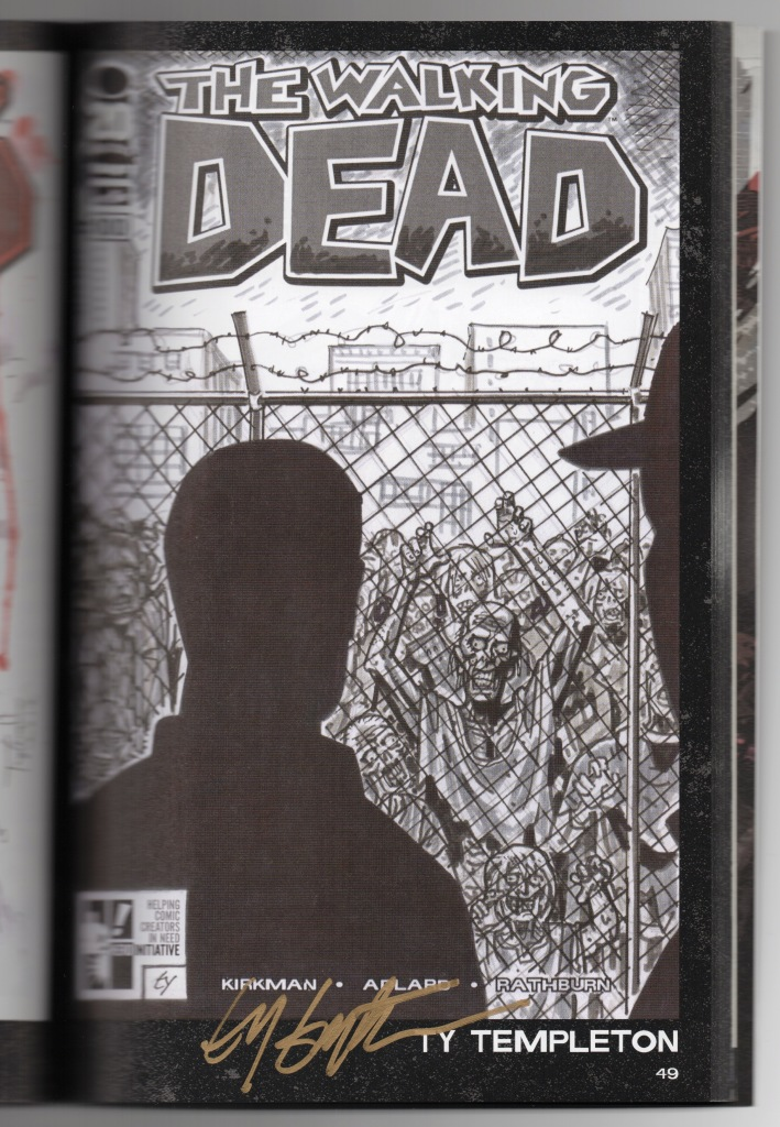 ty templeton the walking dead