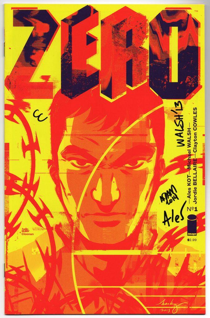 Zero #1 Signatures