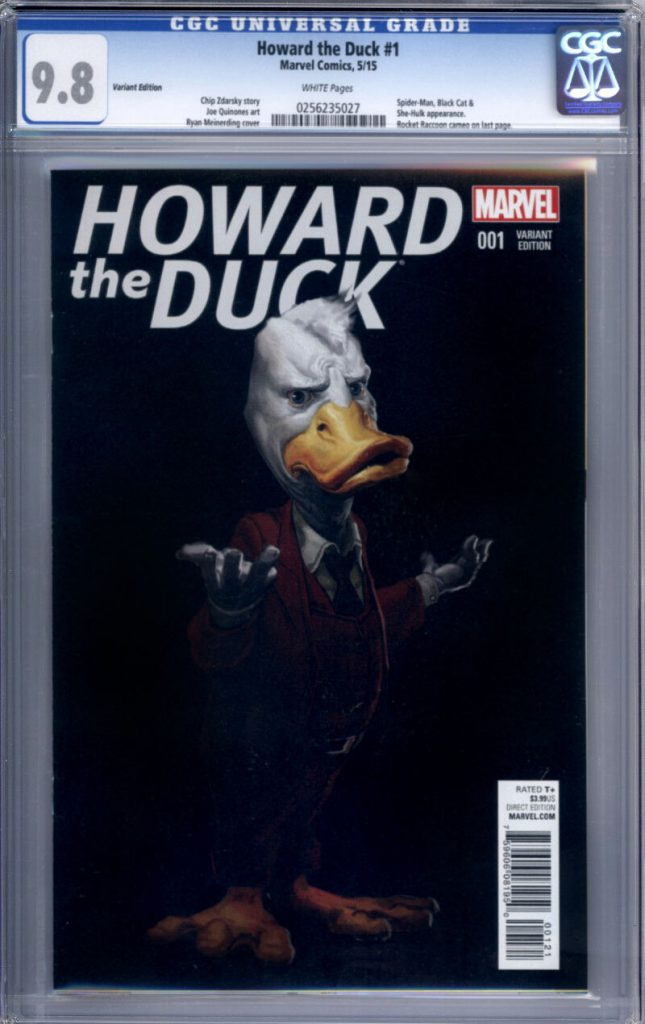 howard the duck cgc