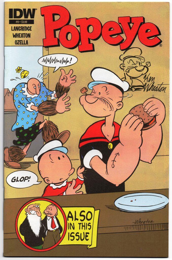 ken wheaton comic