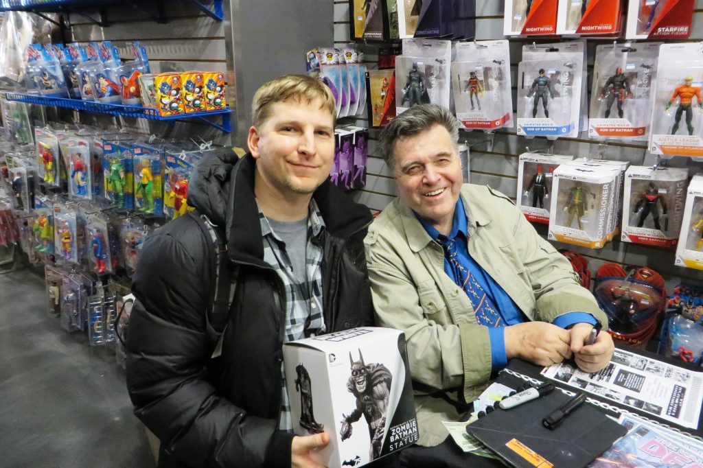 neal adams and andrew rochon