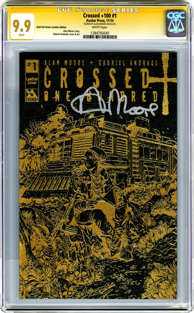 crossed+100-1-cgc-9.9- signed-alan-moore-avatar-press