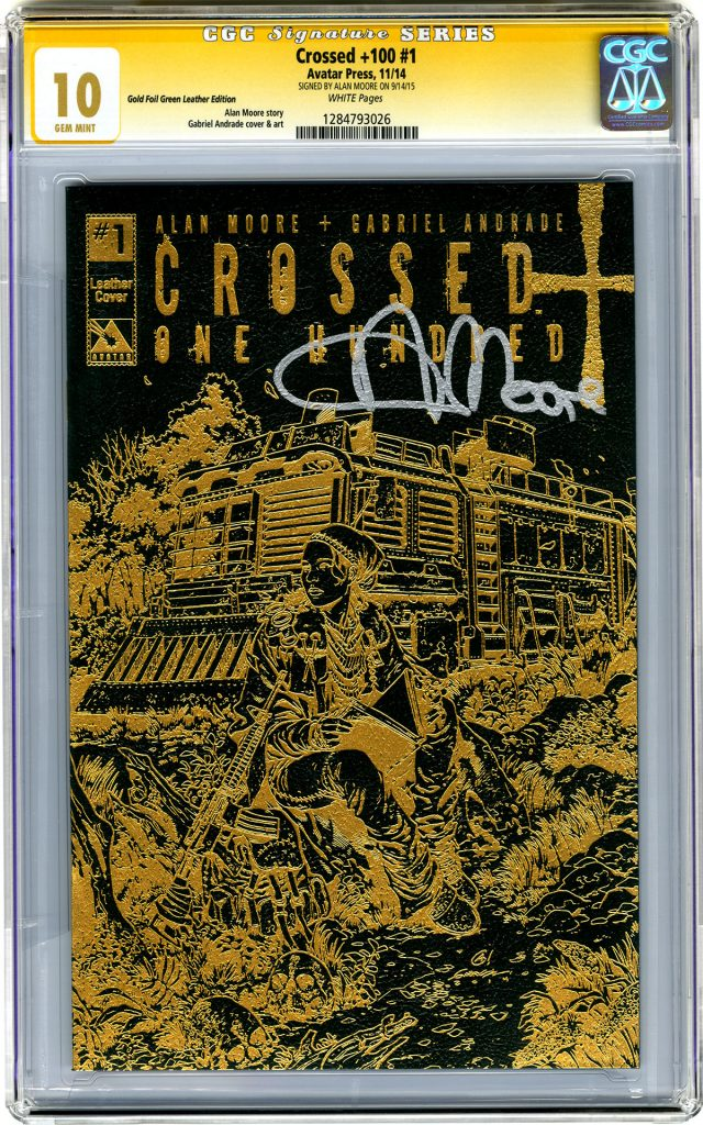 crossed+100=1-cgc-10-signed-alan-moore-avatar-press