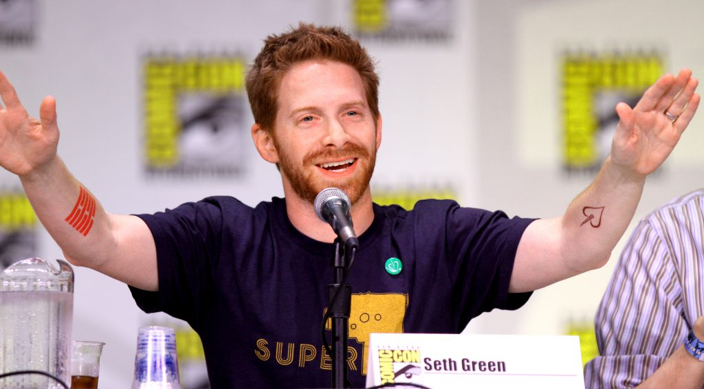 seth green cgc comics blog