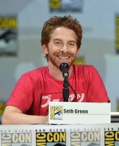seth green cgc comics blog robot chicken