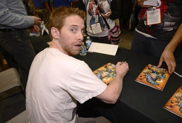 seth green signing event cgc comics