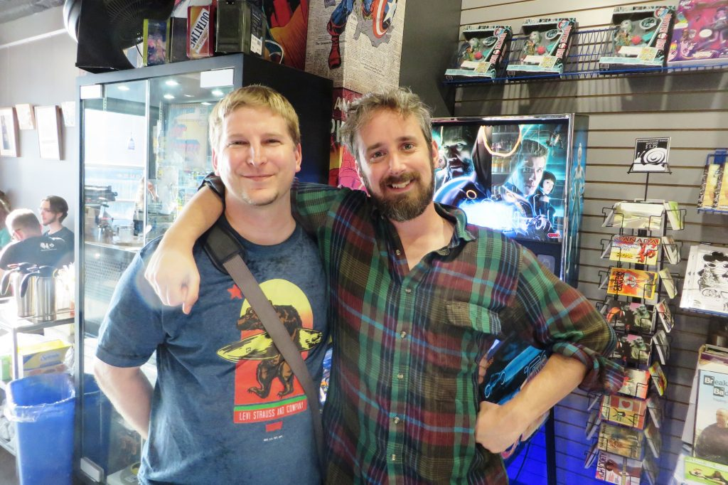 chip zdarsky at silver snail comics (20)