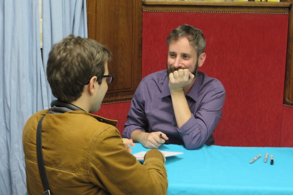 chip zdarsky jughead signing event (13)