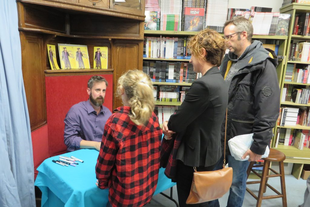 chip zdarsky jughead signing event (15)
