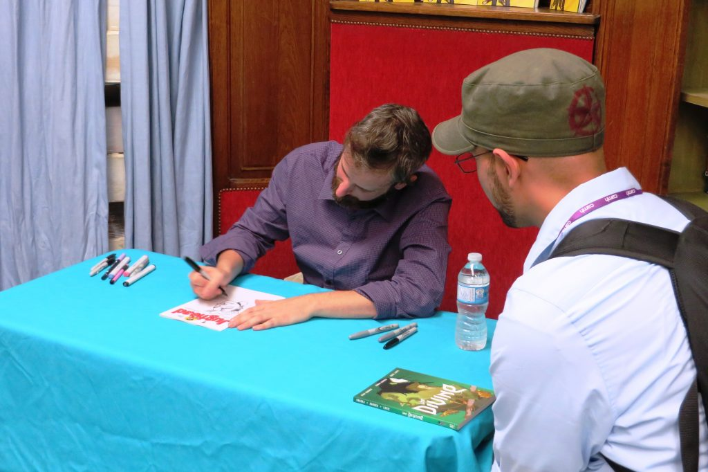 chip zdarsky jughead signing event (27)