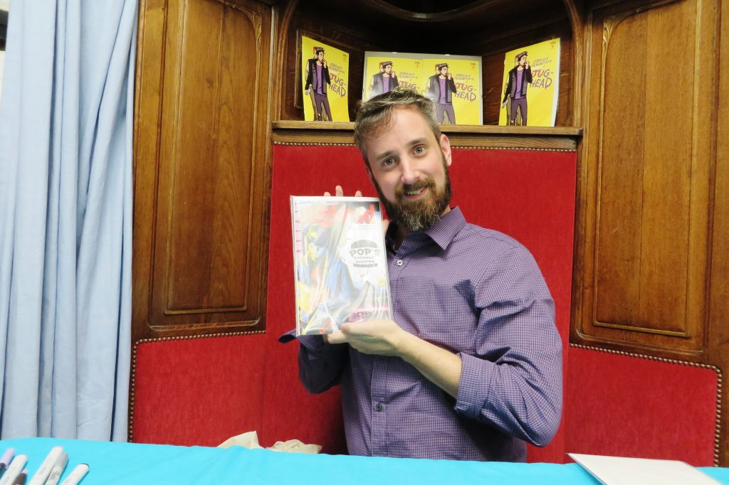 chip zdarsky jughead signing event (30)