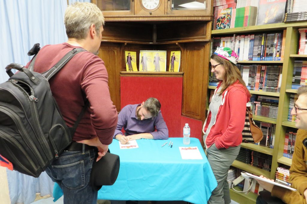 chip zdarsky jughead signing event (5)