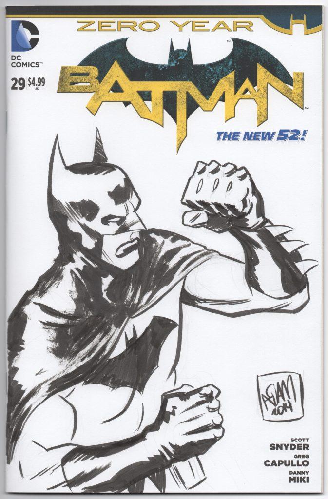 adam gorham cgc comics 3