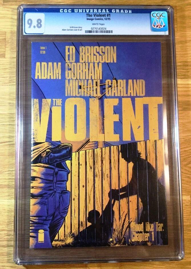 the violent cgc adam gorham cgc comics blog
