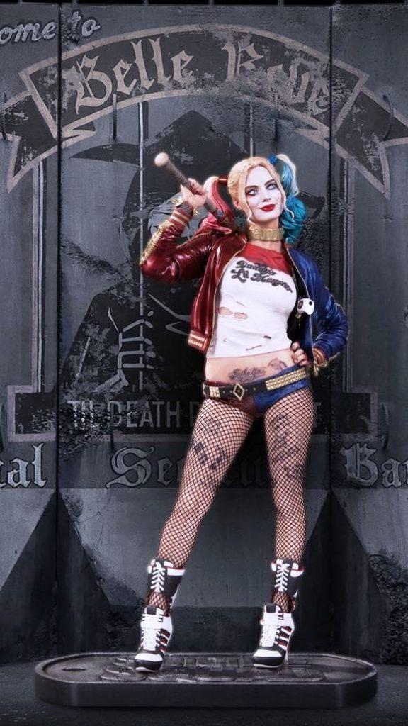 Harley Quinn Statue CGC Comics Blog