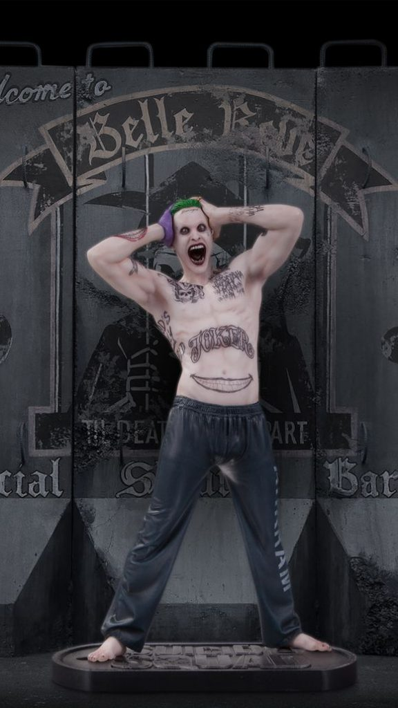 The Joker Statue CGC Comics Blog