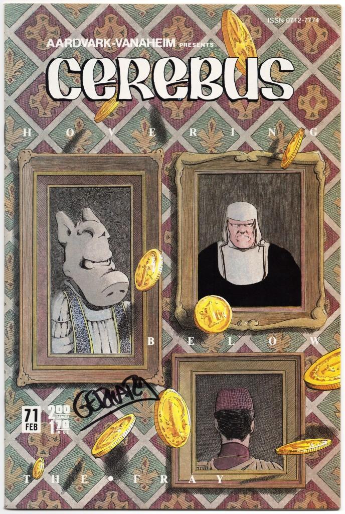 gerhard cerebus cgc comics blog toronto comicon 2016 (1)