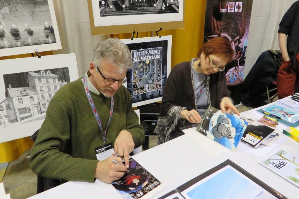 gerhard toronto comicon 2016 cgc comics blog (4)