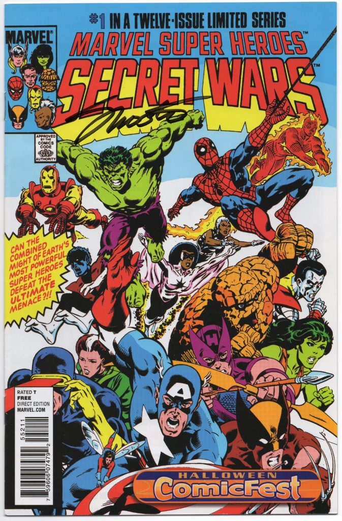 jim shooter cgc comics blog toronto comicon 2016