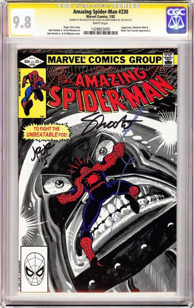 jim shooter toronto comicon cgc comics blog