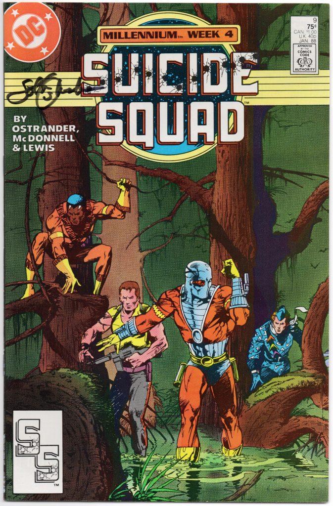 john ostrander cgc comics blog toronto comicon 2016 suicide squad (2)