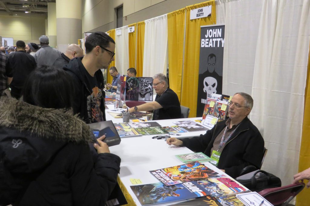 mike zeck toronto comicon 2016 cgc comics blog (1)